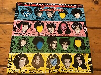 RARE VINTAGE ROLLING Stones Sheet Music Song Book Flowers
