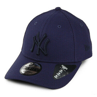 New Era 9FORTY New York Yankees Snapback Cap - Diamond Era - Navy Blue