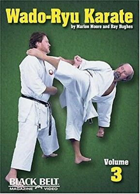 Wado-Ryu Karate by Marlon Moore Volume 3, New DVD, , Multiple Formats, Color, NT