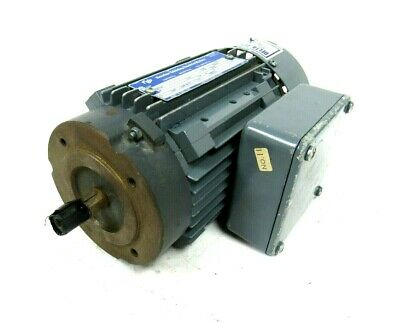 New Hawker Siddeley Electric 1927202-00 Motor 1680 Rpm .33Hp 192720200