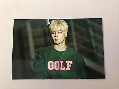 [GOT7] Just Right official Postcard photocard - Jackson Wang