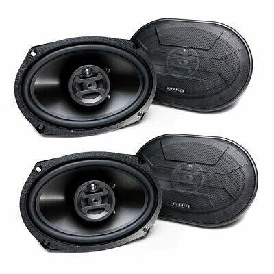 THUNDER65 6.5 inch 2-Way 60W RMS 4 Ohm Coaxial Speaker Pair