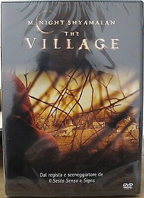 The Village (2004) - Dvd Nuovo