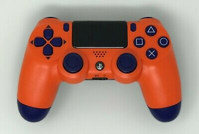 Sony PS4 Dualshock 4 Sunset Orange V2 (2nd Gen) Controller Free Two Day Shipping