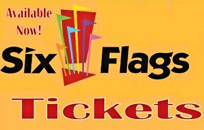 Six Flags Discovery Kingdom Tickets: Entry + Parking* + *Meals* + Drinks*