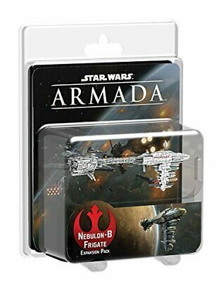 Star Wars Armada Nebulon-B Frigate Expansion Pack Painted Nebulon-B Frigate NEW