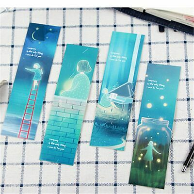 30Pcs Star Bookmark Book Marks Stationery Cute Marque Page Paper Craft Cute Gift