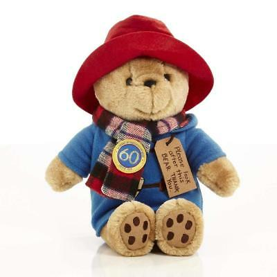 Coccolone Paddington Bear (28cm) - 60th Anniversario Edizione Speciale - £ 25