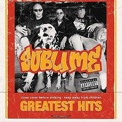 "Sublime - Greatest Hits - Limited Edition (NEW 12"" VINYL LP)"