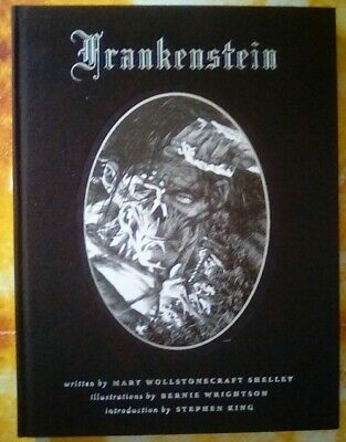 Frankenstein - Bernie Wrightson Collection / Book / Comics / Trading Cards / Etc