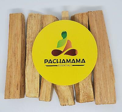1 LB Lot of Palo Santo Wood (Incense Smudging Cleansing Blessing) Peruvian