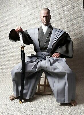 "1:6 Scale Black ninja Clothes set Model For 12/"" Male Action Figure Doll Toys"