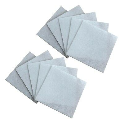 10 Pack Aquarium Fish Tank Cleaning Pads Wipes for Glass and Acrylic Inc. Biorb