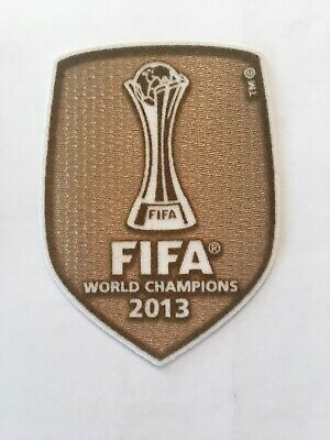 FIFA World Champions 2013 Patches/Badges
