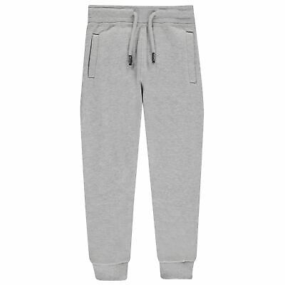 Firetrap Slim Sweatpants Infants Girls Fleece Jogging Bottoms Trousers Pants