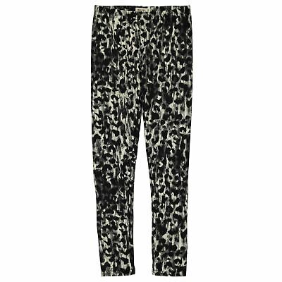 Crafted Lux Leggings Youngster Girls Pants Trousers Bottoms Lightweight Stamp