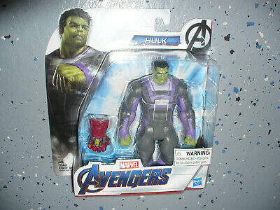 "Marvel's Avengers End Game 6"" Action Figure - Hulk with Infinity Gauntlet"