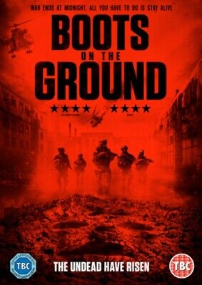 NEW Boots on the Ground DVD (101FILMS417)