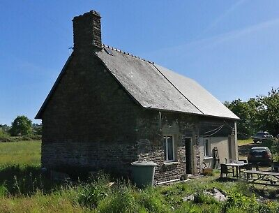 House & Land For Sale & Renovation Manche, Normandy, France