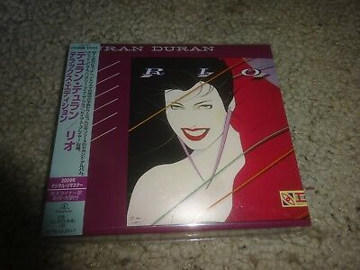 Duran Duran/'Rio' *Japan New/Sealed/Limited 2015 2 Cd Set* Awesum For A Fan!