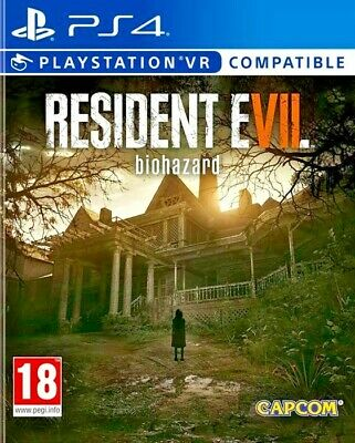Resident Evil 7: biohazard for Playstation 4 PS4 - UK - Grade A+ - FAST DISPATCH