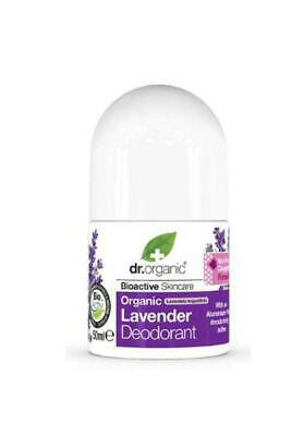 DR ORGANIC Roll-on Deodorant Organic Lavender 50ml