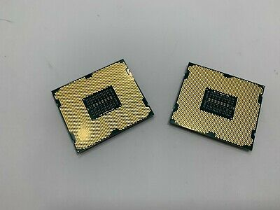 2x Intel Xeon E5-2690v2 3.00Ghz 10-Core Processor (Matching Pair)