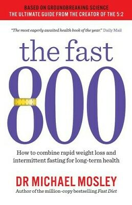 The Fast 800 | By Dr Michael Mosley | Digital Copy (PDF) Download Only