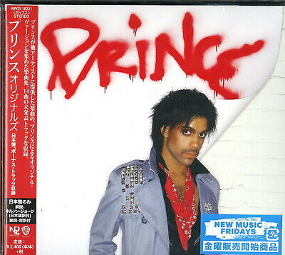 Prince-Originals-Japan Cd Bonus Track F30