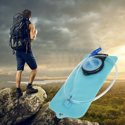 Hydration Bladder 2L Large Capacity Reservoir Water Bag Backpack Hiking Cycling