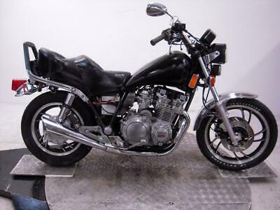 1982 Yamaha XJ750J Maxim Unregistered US Import Barn Find Classic Restoration