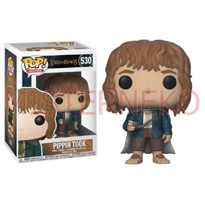 POP Vinyl Figure - Movies 530 The Lord Of The Rings - Pippin Took