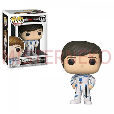 POP Vinyl Figure - The Big Bang Theory 777 - Howard Wolowitz in space suit