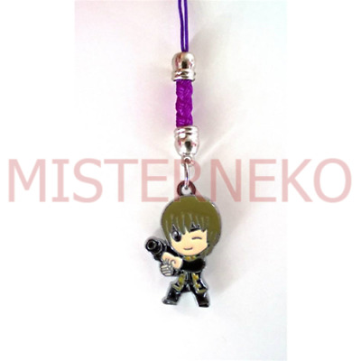 Phone Strap Metallo - Gintama - Sogo Okita