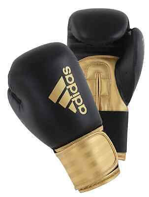 adidas Hybrid 100 Boxing Gloves Pink Black Available In 6oz /& 10oz rrp£35