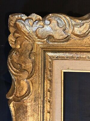 Large Montparnasse Paris French Picture Frame - Large Size - Shell Moulding