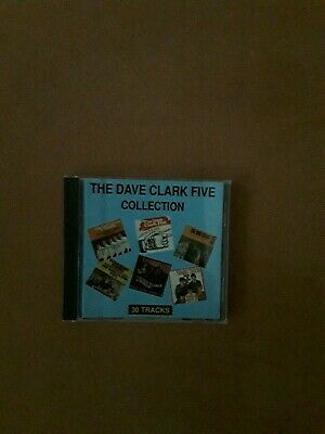 Cd The Dave clark five  Collection