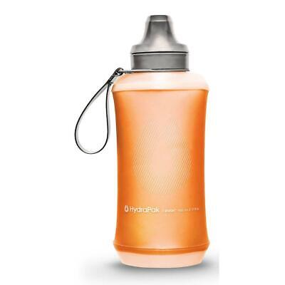 Hydrapak Softflask Crush 500ml Naranja T77363/ Botellas blandas Unisex Naranja