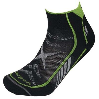 Lorpen T3 Trail Running Ultra Light Negro T48966/ Calcetines Mujer Negro Lorpen