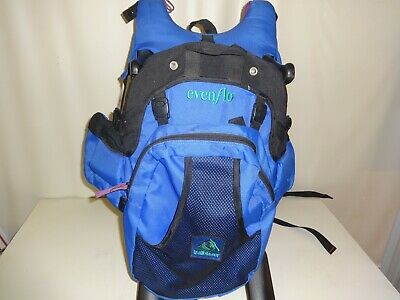 Evenflo Trailblazer Child Baby Toddler Frame Carrier Hiking Backpack