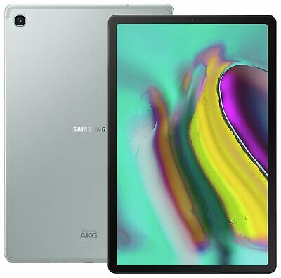 Samsung Tab S5e 10.5 Inch 64GB 13MP Wi-Fi Android Tablet - Silver