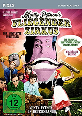 Mcnaughton, Ian-Monty Python`s Fliegender Zirkus - (German Import) Dvd New