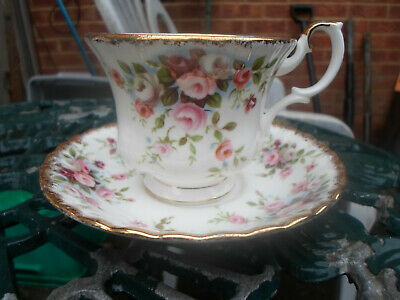 Royal Albert Cottage Garden Cup and Saucer
