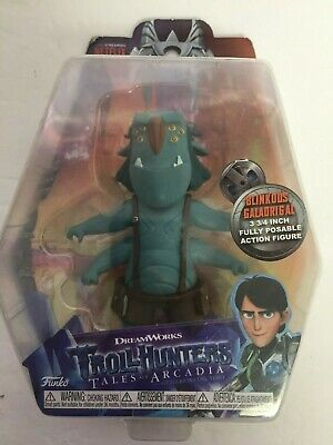 DreamWorksTrollhunters Tales of Arcadia Blinkous Galadrigal Posable Figure NEW