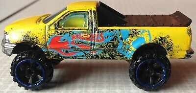 Hotwheels Diecast Toy Car - Ford F-150 Pick Up Truck
