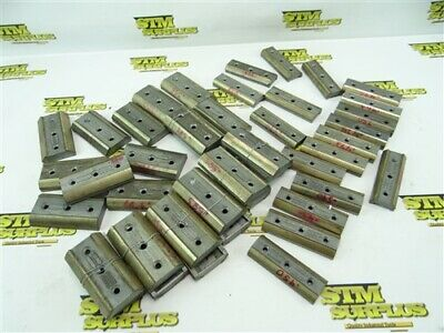 Large Lot Of Sunnen Hone Guide Shoes Model Wfb Wbb