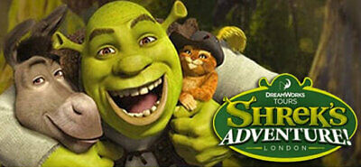 2 X London Dungeon Or Shreks Adventure Tickets / Pick Your Own Date