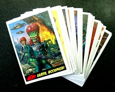 Mars Attacks Occupation **Heritage Parallel Singles**Pick Your Numbers Below***