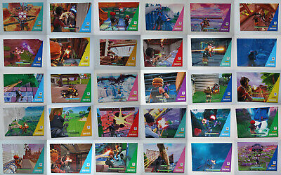 2019 Panini Fortnite Series 1 Trading Cards Complete Your Set Pick List 1-100