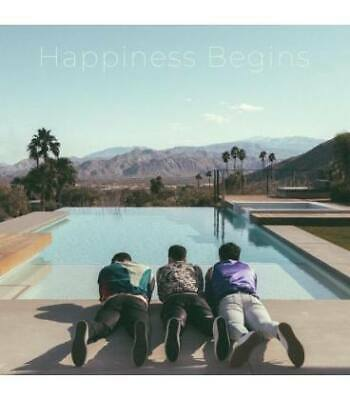 "CD JONAS BROTHERS ""HAPPINESS BEGINS"".New and sealed"